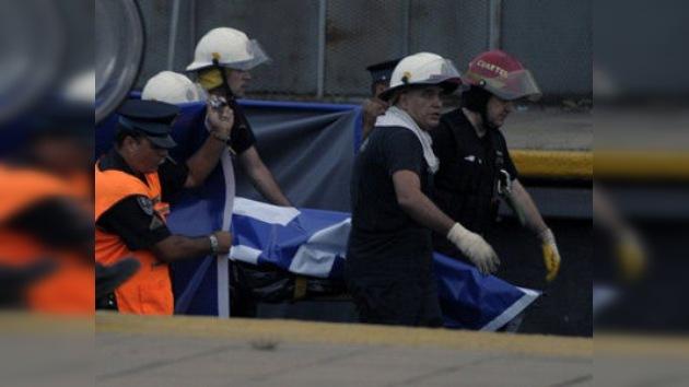 Ya son 51 los muertos en el accidente ferroviario de Argentina
