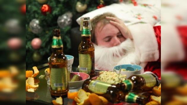 Los rusos celebrarán el Año Nuevo con cerveza