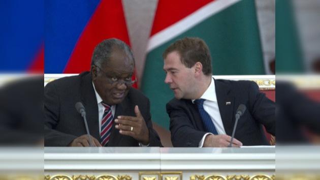 Rusia invertirá 1.000 millones de dólares en uranio namibio