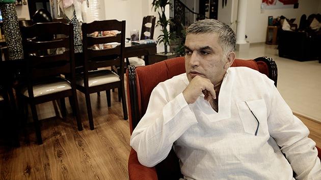 La Corte de Bahréin se niega a liberar al activista entrevistado por Assange