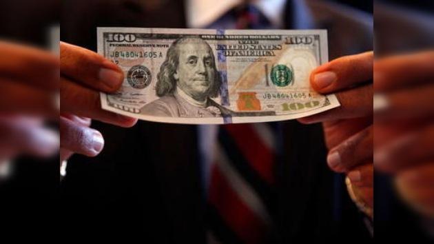 Nuevo billete de 100 dólares empeora situación económica de EE.  UU.