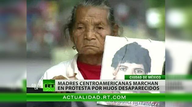 Las madres de los inmigrantes centroamericanos desaparecidos en México piden justicia