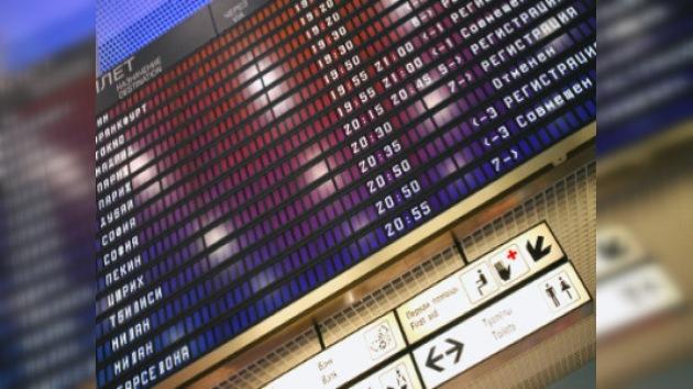 La compañía aerea de Georgia suspende sus vuelos a Rusia