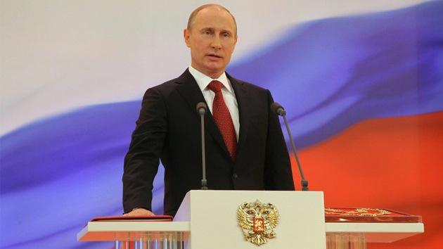 """""""Rusia vuelve a la arena mundial como una superpotencia influyente"""""""