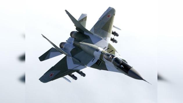 Se estrella un avión de caza MiG-29 en el sur de Rusia