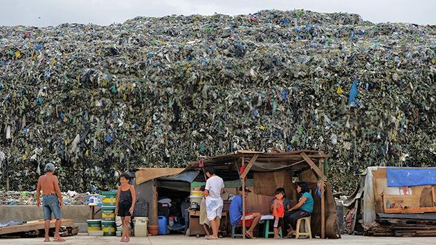 El planeta bajo la basura: empieza la cuenta atrás - RT