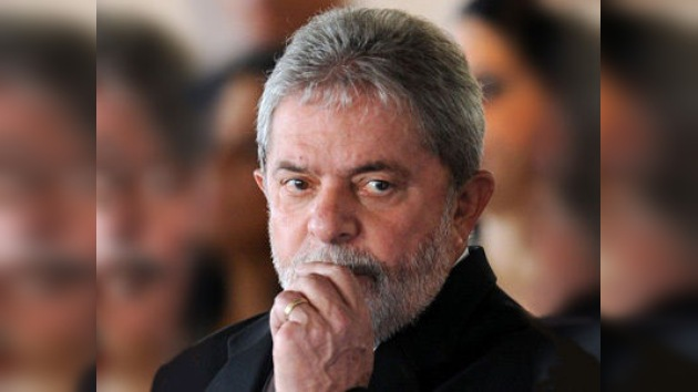 Diagnostican cáncer de laringe a Lula da Silva
