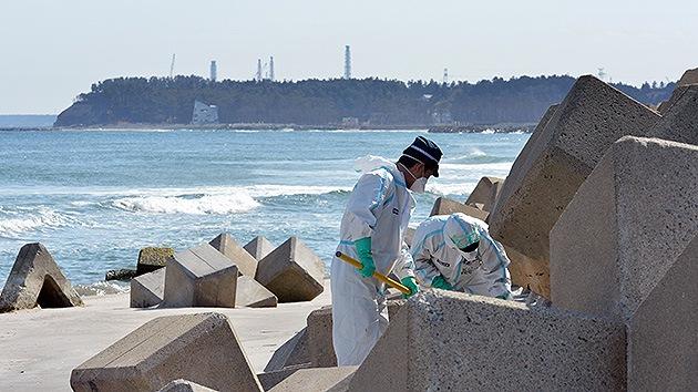 Nueva fuga: vertido de un total de 160 toneladas de agua radiactiva en Fukushima