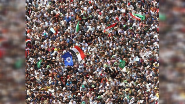 Plaza Tahrir: 'primavera árabe', segunda parte