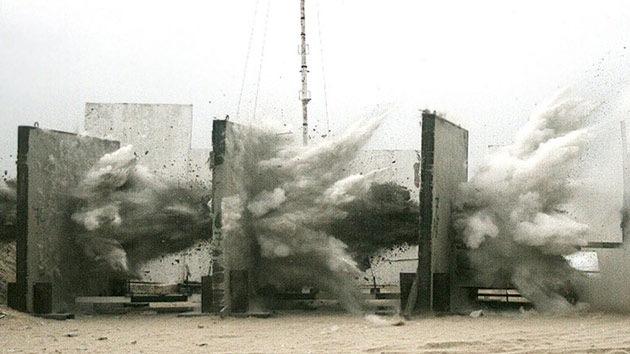 Videos: Bombas de las que es imposible escapar, ni en lo más profundo de la tierra