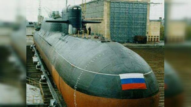 Submarino estratégico ruso К-18 terminó sus pruebas en el mar