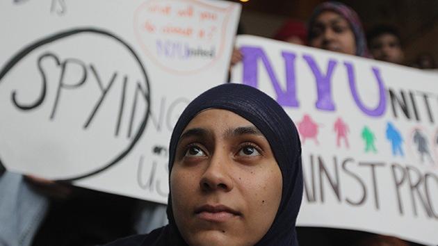 Los musulmanes de Nueva York exigen por vía judicial poner fin a la vigilancia policial