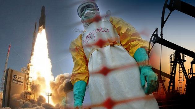 Avance del ébola, crisis petrolera y otras noticias que estremecieron al mundo esta semana