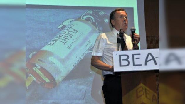 Descifran los datos de las cajas negras del vuelo de Air France siniestrado en 2009