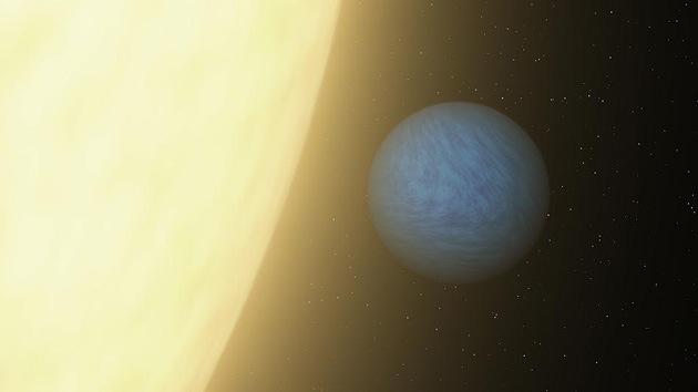 La NASA ve luz al final del telescopio: supertierra a la vista
