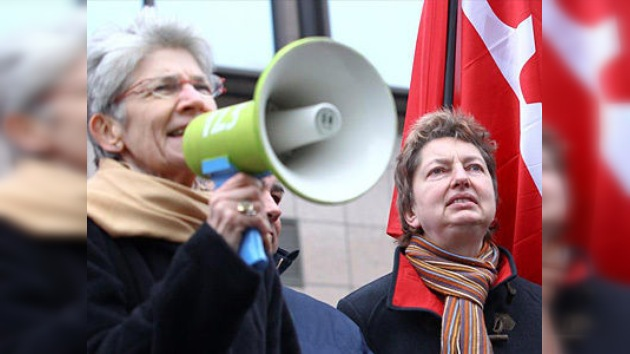 Bruselas celebra la cumbre de la UE en plena huelga general