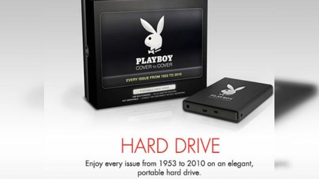 250 gigabytes de fotos 'sexis' de Playboy, a su disposición