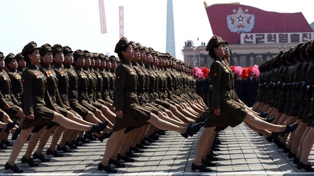 El Ejército de Corea del Norte tiene prohibido abrir fuego primero