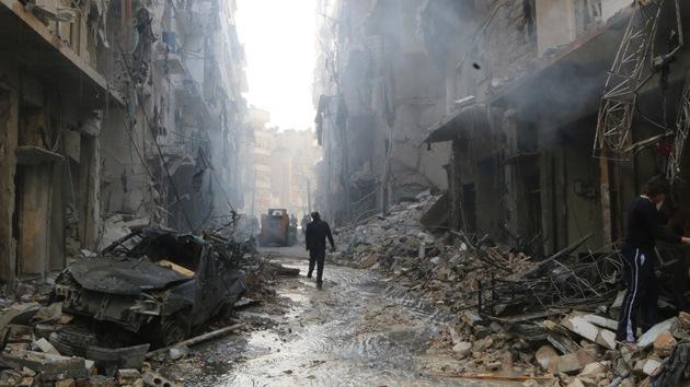 Oriente Medio podría estar preparándose para una gran guerra