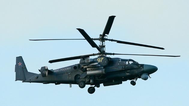 Minas destructoras de helicópteros pronto serán adoptadas en Rusia