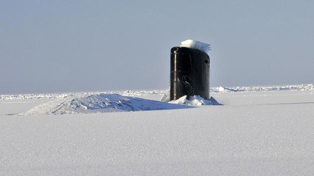 Militares estadounidenses buscan intensificar sus planes de conquista en el Ártico