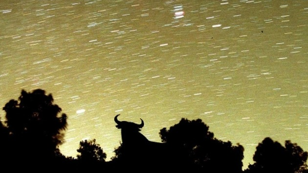 """""""Impredecible"""" lluvia de estrellas cae sobre España"""