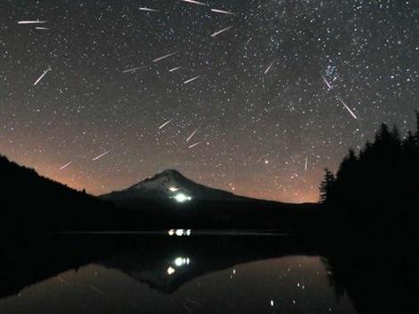 Las Perseidas, un impresionante espectáculo astronómico de finales del verano