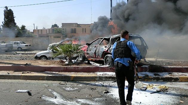 Irak: Un doble atentado se cobra la vida de al menos 19 soldados