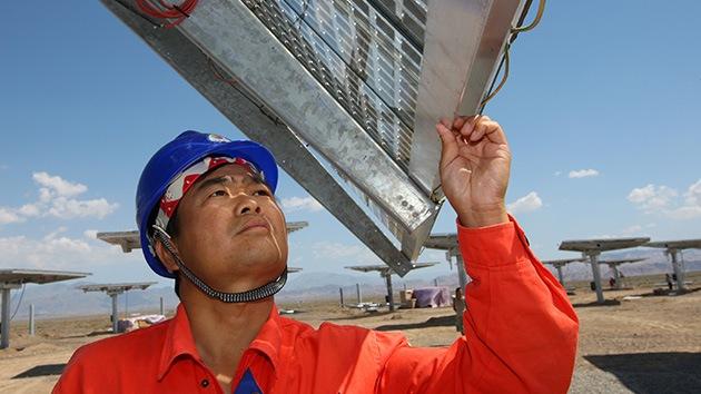 China deja atrás a EE.UU. en energías alternativas