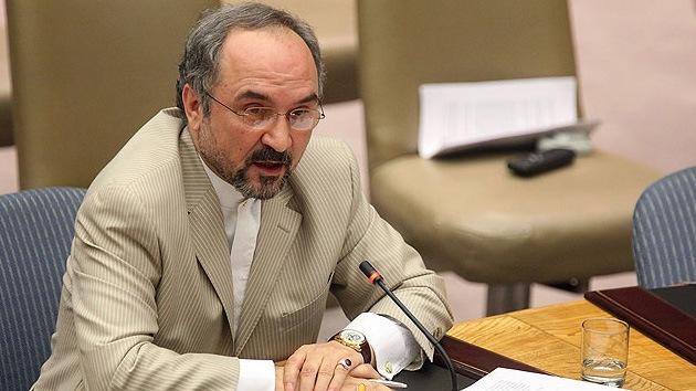 """Irán responde a Israel: """"Podrían pedir un galardón por sus ataques salvajes"""""""
