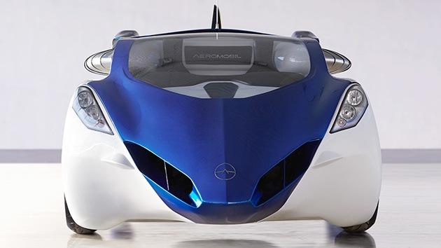 Video, fotos: El coche volador que revolucionará el transporte ya es una realidad