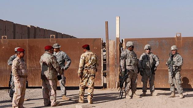 EE.UU. aprobó un plan secreto de ayuda a Irak en 2013