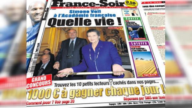 Millonario ruso compra un diario francés