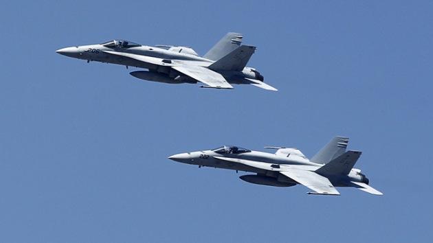 El Ejército de EE.UU. lanza cuatro ataques aéreos contra insurgentes en Irak