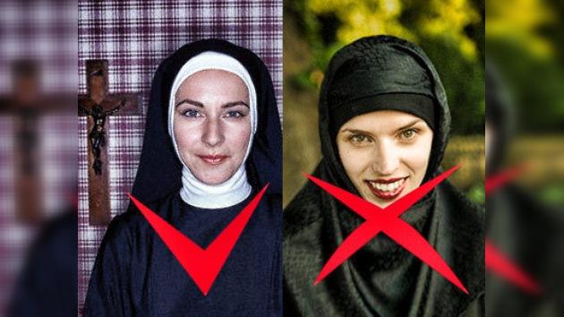 Europa se opone al velo islámico pero acepta el crucifijo en las escuelas