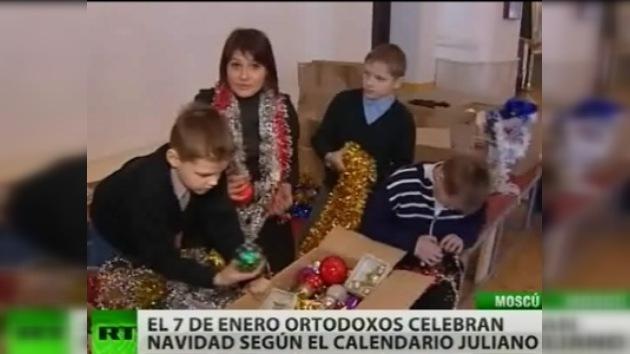 En orfanato de Moscú estrenarán espectáculo navideño