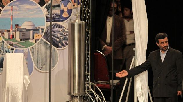 Irán podría aumentar el nivel de enriquecimiento de uranio