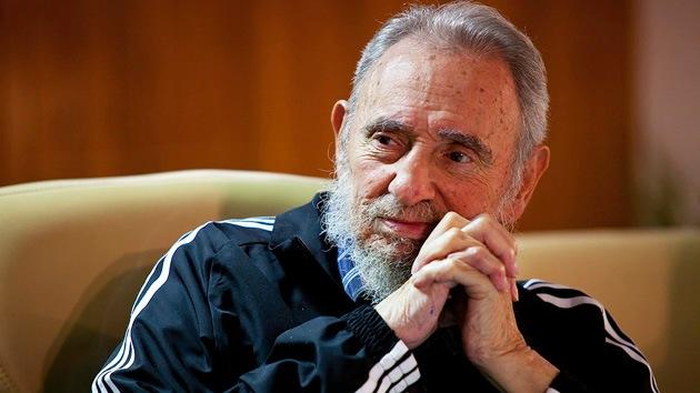 Fidel Castro estrena nuevo formato de sus 'Reflexiones'