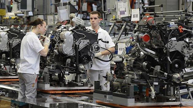 Fabricantes alemanes temen que Rusia sustituya sus importaciones por otras