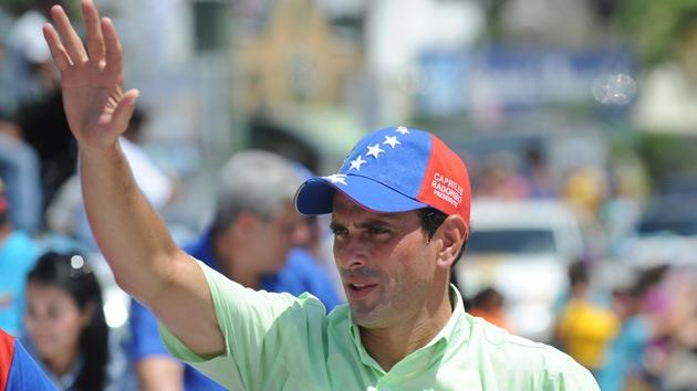 Capriles se postulará como candidato para las próximas elecciones en Venezuela