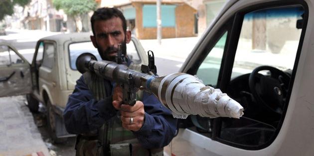 Siria: Rebeldes podrían tener misiles para derrotar a la aviación de Al Assad en Alepo