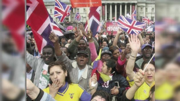 Reino Unido, segundo destino favorito de la UE para los emigrantes latinoamericanos