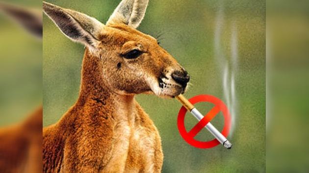 Australia lucha severamente contra el tabaquismo