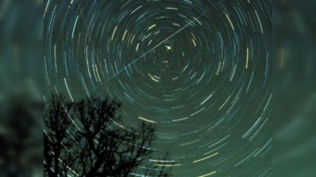 Lluvia de estrellas fugaces, cada vez más cerca de su máximo esplendor