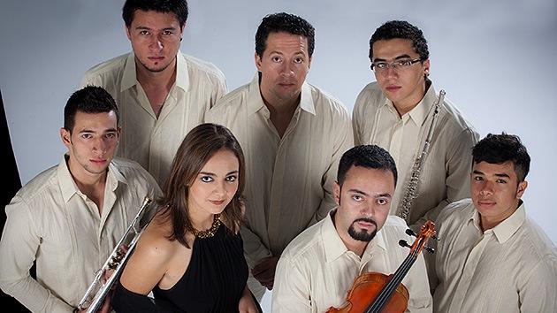 Orquesta Sinfónica Juvenil de Antioquia pone música a la vida y obra de Gabo en Moscú
