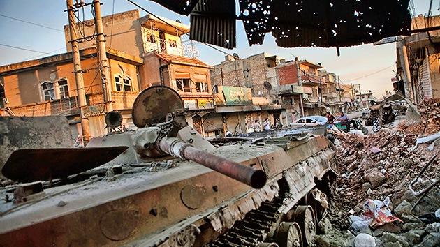 Expertos: Al Qaeda está detrás de los ataques en Siria