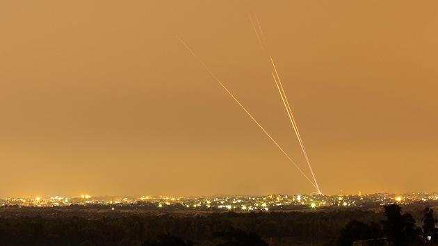 Cohetes lanzados desde el Líbano impactan el norte de Israel