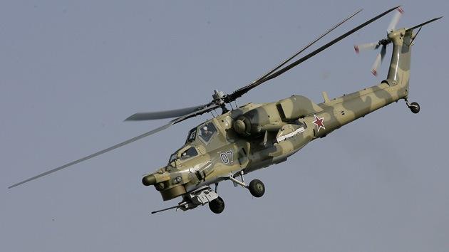 Un nuevo helicóptero ruso promete ser la pesadilla nocturna del enemigo