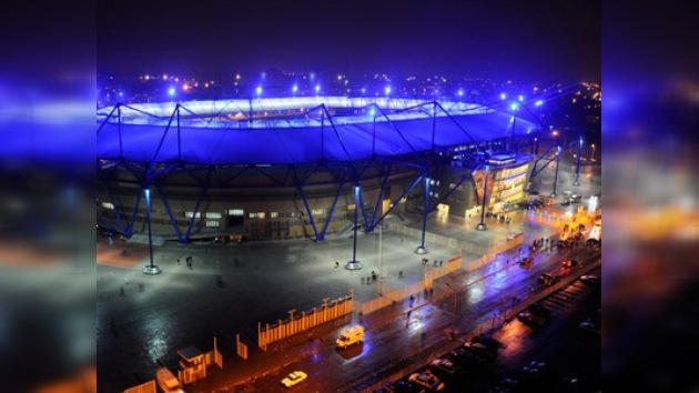 Ucrania conservó su título de la dueña de la Euro 2012