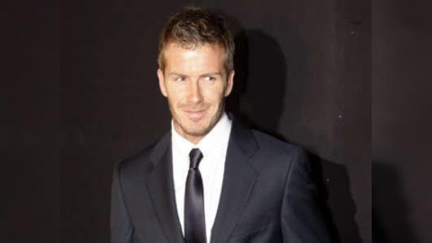 Beckham, 35 años de buen fútbol y mejor marketing